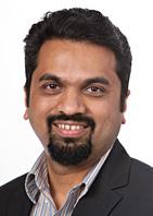 Sumedh Thakar's Headshot