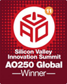 Silicon Valley Innovation Summit AO250 Global Winner