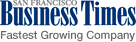 San Francisco Business Times Fastest Growing Company