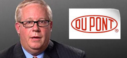 video screenshot of customer testimonial video from Dupont
