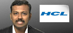 video screenshot of customer testimonial video from HCL