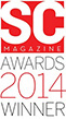 SC Magazine Awards 2014 Winner