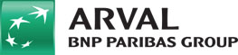 Logo of Arval