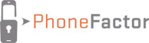 Logo of PhoneFactor
