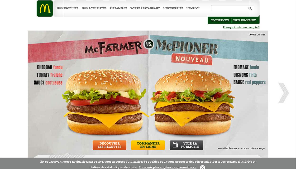 Vulnerabilities For Mcdonald S Food