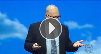 Philippe keynote at RSA 2014