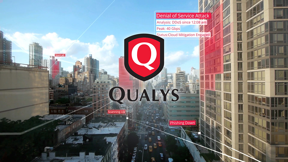 Qualys Company Video Poster
