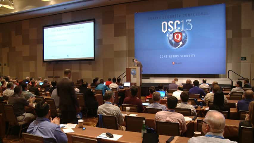 QSC 2013 Opening Keynote