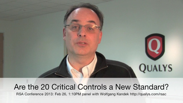 Are the 20 Critical Controls a New Standard of Due Care for Cybersecurity?