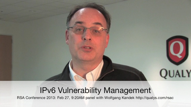 IPv6 Vulnerability Management: From Theory to Reality